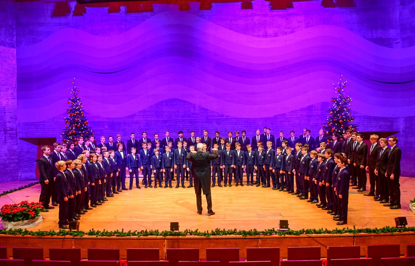 Weihnachten mit den Regensburger Domspatzen